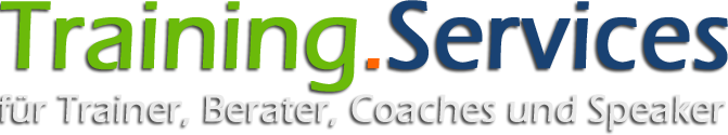 Training.Services für Trainer, Berater, Coaches und Speaker